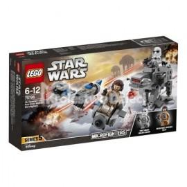 LEGO® - STAR WARS™ - SKI SPEEDER™ KONTRA MASZYNA KROCZĄCA - 75195