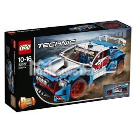 LEGO® - TECHNIC - NIEBIESKA WYŚCIGÓWKA - 42077