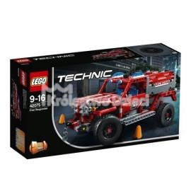 LEGO® - TECHNIC - POJAZD SZYBKIEGO REAGOWANIA - 42075