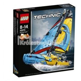 LEGO® - TECHNIC - JACHT WYŚCIGOWY - 42074