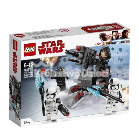 LEGO® - STAR WARS™ - NAJWYŻSZY PORZĄDEK - 75197