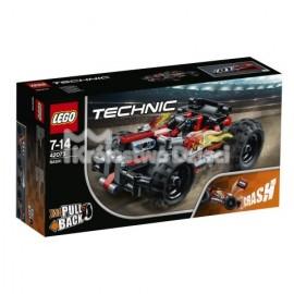 LEGO® - TECHNIC - CZERWONA WYŚCIGÓWKA - 42073