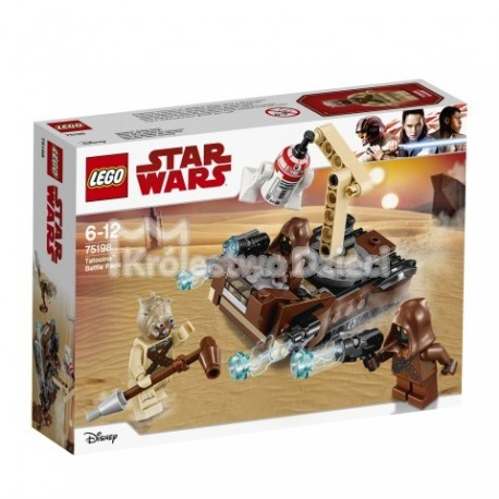 LEGO® - STAR WARS™ - TATOOINE™ - 75198