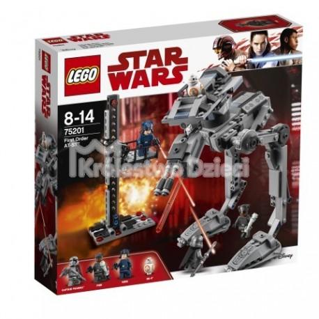 LEGO® - STAR WARS™ - AT-ST NAJWYŻSZEGO PORZĄDKU™ - 75201