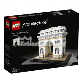 LEGO® - ARCHITECTURE - ŁUK TRYUMFALNY - 21036