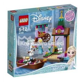 LEGO® - DISNEY PRINCESS™ - PRZYGODA ELZY NA TARGU - 41155