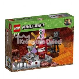 LEGO® - MINECRAFT™ - WALKA W NETHERZE - 21139
