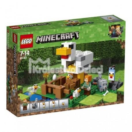 LEGO® - MINECRAFT™ - KURNIK - 21140