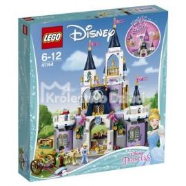 LEGO® - DISNEY PRINCESS™ - WYMARZONY ZAMEK KOPCIUSZKA - 41154