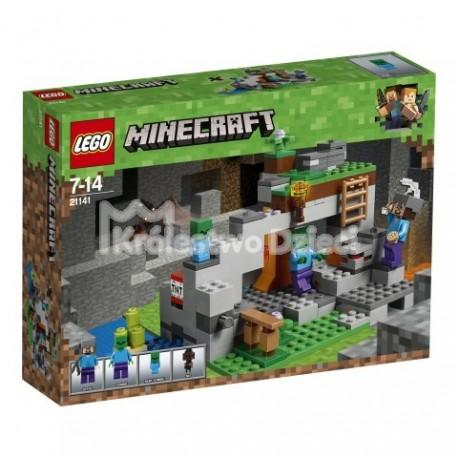 LEGO® - MINECRAFT™ - JASKINIA ZOMBIE - 21141