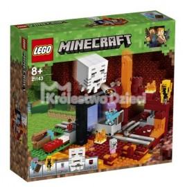 LEGO® - MINECRAFT™ - PORTAL NETHERU - 21143