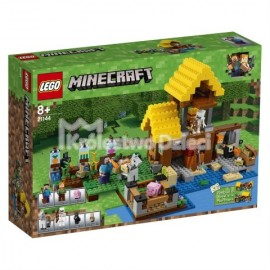 LEGO® - MINECRAFT™ - WIEJSKA CHATA - 21144