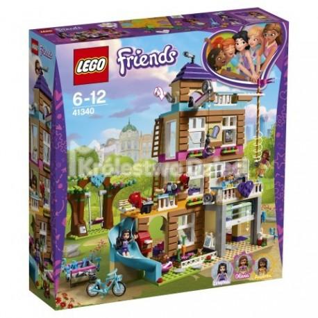LEGO® - FRIENDS - DOM PRZYJAŹNI - 41340