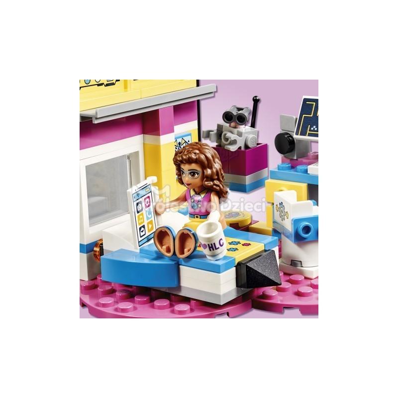 Lego Friends Sypialnia Olivii 41329 Królestwo Dzieci