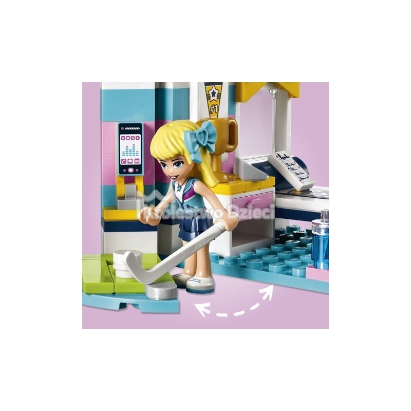 Lego Friends Sypialnia Stephanie 41328 Królestwo Dzieci