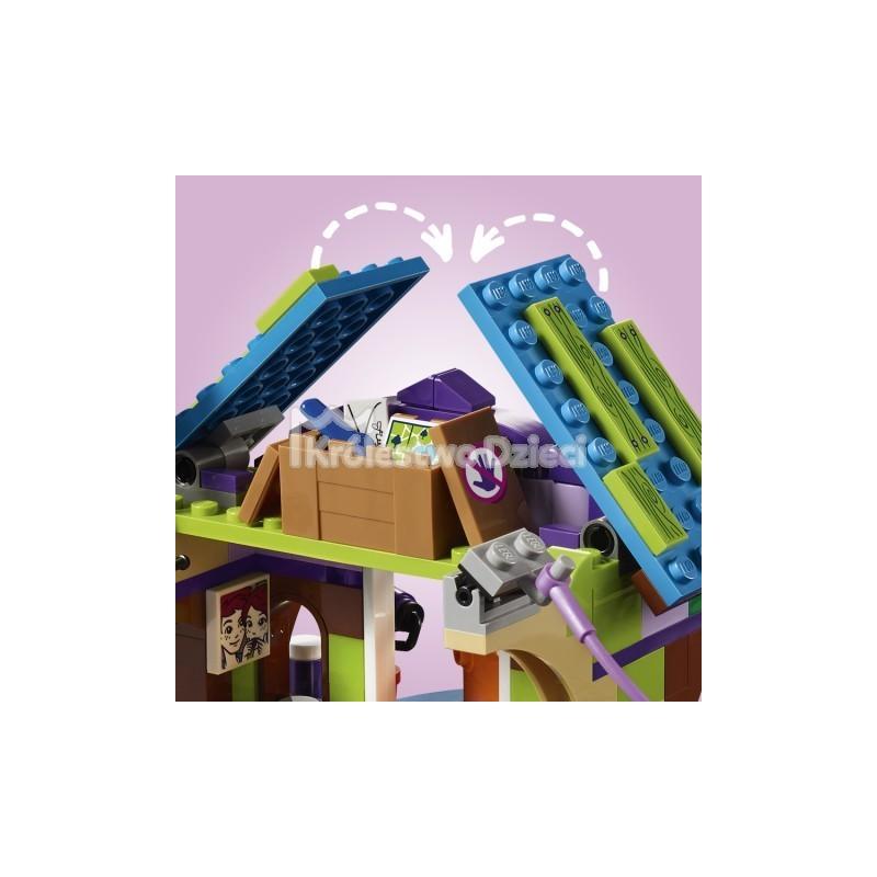 Lego Friends Domek Na Drzewie Mii 41335 Królestwo Dzieci