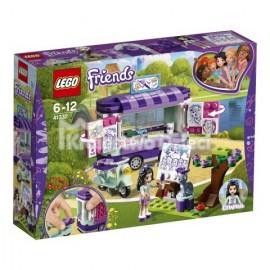 LEGO® - FRIENDS - STOISKO Z RYSUNKAMI EMMY - 41332