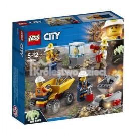 LEGO® - CITY - EKIPA GÓRNICZA - 60184