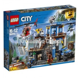 LEGO® - CITY - GÓRSKI POSTERUNEK POLICJI - 60174