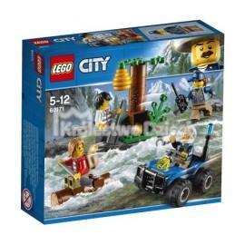 LEGO® - CITY - UCIEKINIERZY W GÓRACH - 60171