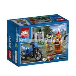 LEGO® - CITY - POŚCIG ZA TERENÓWKĄ - 60170