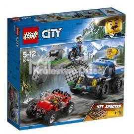 LEGO® - CITY - POŚCIG GÓRSKĄ DROGĄ - 60172