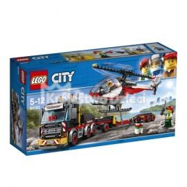 LEGO® - CITY - TRANSPORTER CIĘŻKICH ŁADUNKÓW - 60183