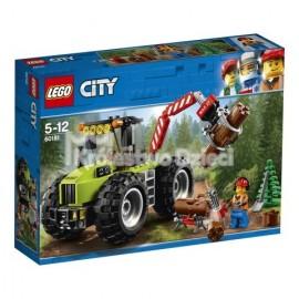 LEGO® - CITY - TRAKTOR LEŚNY - 60181