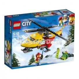 LEGO® - CITY - HELIKOPTER MEDYCZNY - 60179
