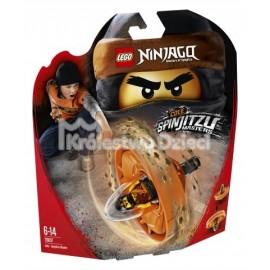 LEGO® - NINJAGO® - COLE - MISTRZ SPINJITZU - 70637