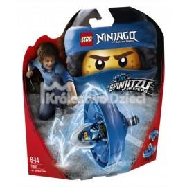 LEGO® - NINJAGO® - JAY - MISTRZ SPINJITZU - 70635
