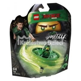 LEGO® - NINJAGO® - LIOYD - MISTRZ SPINJITZU - 70628