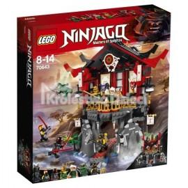 LEGO® - NINJAGO® - ŚWIĄTYNIA WSKRZESZENIA - 70643