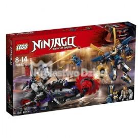 LEGO® - NINJAGO® - KILLOW KONTRA SAMURAJ X - 70642