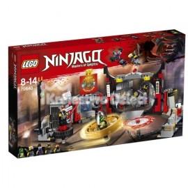LEGO® - NINJAGO® - KWATERA GŁÓWNA S.O.G. - 70640