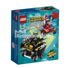 LEGO® - DC COMICS SUPER HEROES - BATMAN™ VS. HARLEY QUINN™ - 76092