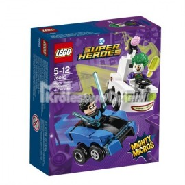 LEGO® - DC COMICS SUPER HEROES - NIGHTWING™ VS. THE JOKER™ - 76093