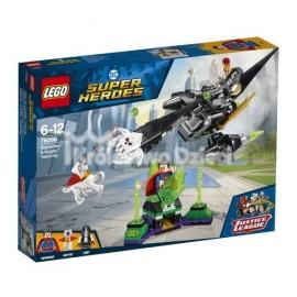 LEGO® - DC COMICS SUPER HEROES - SUPERMAN™ I KRYPTO™ ŁĄCZĄ SIŁY - 76096