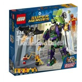 LEGO® - DC COMICS SUPER HEROES - STARCIE Z MECHEM LEXA LUTHORA - 76097