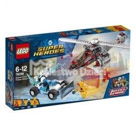 LEGO® - DC COMICS SUPER HEROES - LODOWY SUPERWYŚCIG - 76098