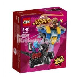 LEGO® - MARVEL SUPER HEROES - STAR-LORD VS. NEBULA - 76090