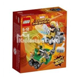 LEGO® - MARVEL SUPER HEROES - THOR VS. LOKI - 76091