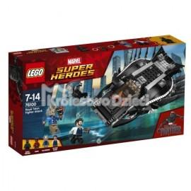 LEGO® - MARVEL SUPER HEROES - ATAK MYŚLIWCA ROYAL TALON FIGHTER - 76100