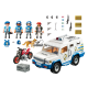 PLAYMOBIL - CITY ACTION - TRANSPORTER PIENIĘDZY - 9371