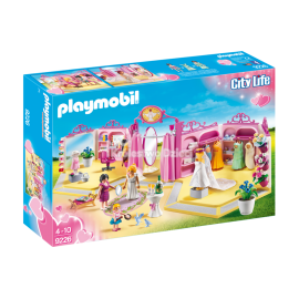 PLAYMOBIL - CITY LIFE - SALON SUKIEN ŚLUBNYCH - 9226