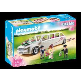 PLAYMOBIL - CITY LIFE - LIMUZYNA ŚLUBNA - 9227