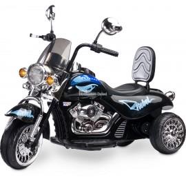 TOYZ - MOTOR NA AKUMULATOR - REBEL - CZARNY - 7011