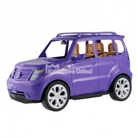 MATTEL - BARBIE - SAMOCHÓD - FIOLETOWY SUV - DVX58