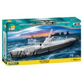 COBI - MAŁA ARMIA - GATO CLASS SUBMARINE USS WAHOO SS-238 - AMERYKAŃSKI OKRĘT PODWODNY - 4806