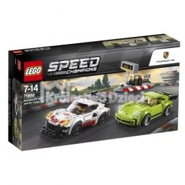 LEGO® - SPEED CHAMPIONS - PORSCHE 911 RSR I 911 TURBO 3.0 - 75888